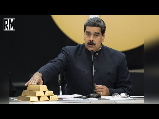 Imperialism and Venezuela's Gold