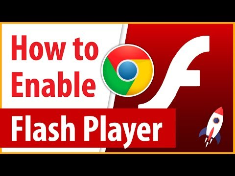 How to Enable Adobe Flash Player on Chrome 2018 | How to Enable Adobe Flash Player in Google Chrome