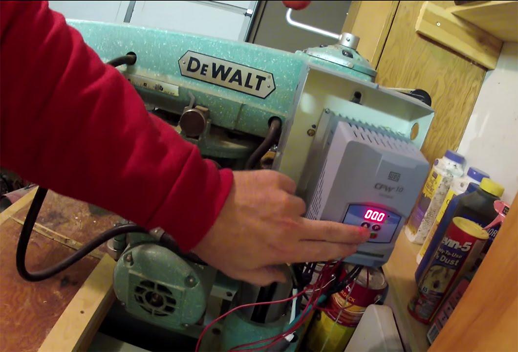 195960 dewalt model 1030 3 phase 2hp radial arm saw with weg cw10 195960 dewalt model 1030 3 phase 2hp radial arm saw with weg cw10 vfd youtube keyboard keysfo Images