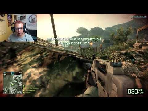 Battlefield  Bad Company 2 Recibiendo una paliza en Laguna Presa