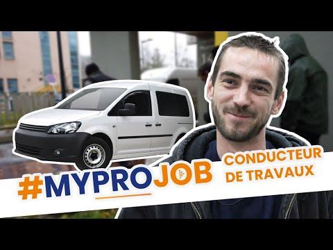 Arnaud - Conducteur de Travaux - #MYPROJOB - PROMAN