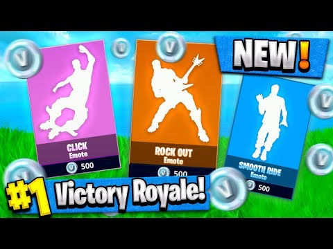 """NEW 3 SECRET EMOTES 