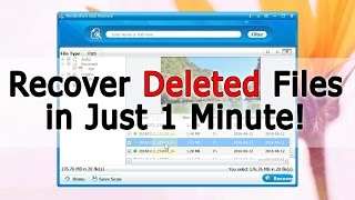 [Hindi/Urdu] How to Easily Recover Deleted Files | Easy Tutorial