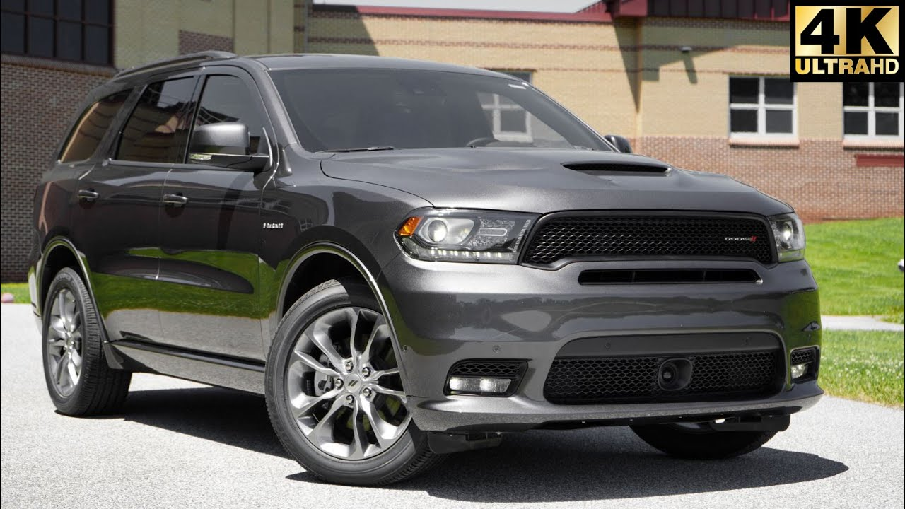 2020 Dodge Durango Review | 3 Rows of American Muscle