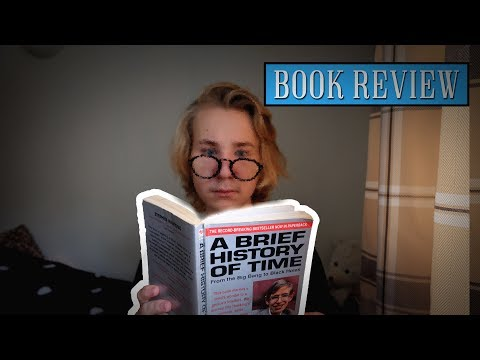 A Brief History of Time | Stephen Hawkins  | Book Review