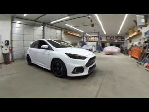 Focus RS Manual Transmission Remote Start with PTS Ignition