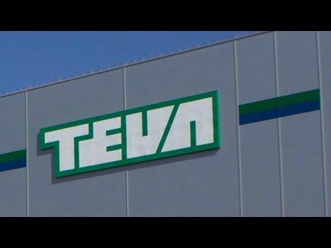 Israel-Based Teva Pharmaceutical Industries Smacks Down With Mylan With $40B Bid