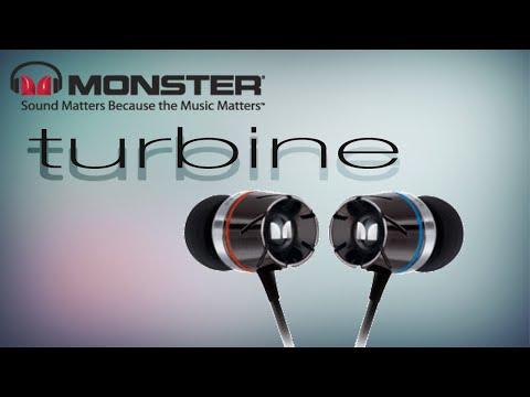 Monster turbine In-Ear. Обзор качественных наушников-затычек