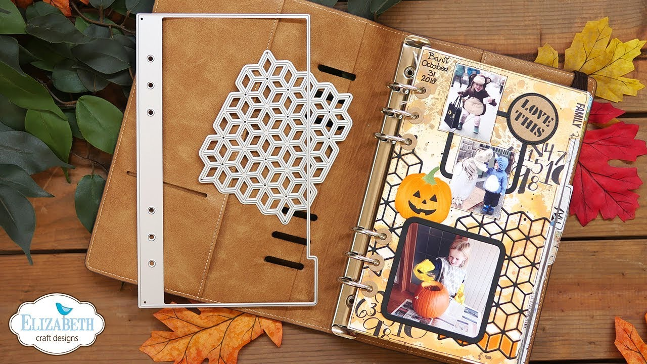 Planner Essentials Halloween Page Technique Friday With Els