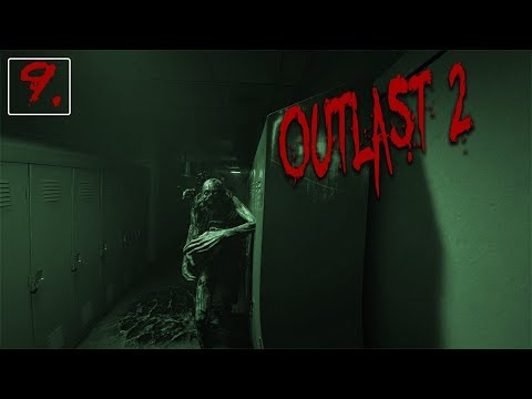 Outlast 2 - Let's Play Part 9 - The Nightmare Hall Monitor  (PC)