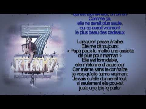 keen'v - le plus beau des cadeaux (officiel video lyrics )