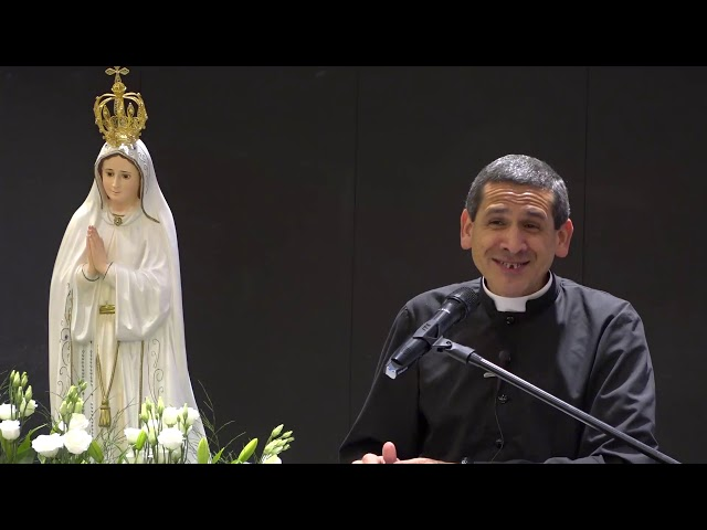 Życie wiarą w czasach apostazji – wykład o. Michaela Rodrigueza