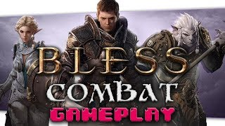 "♞""Bless Online New Combat"" Gameplay The Revamped Combat Mechanics of Bless Online"