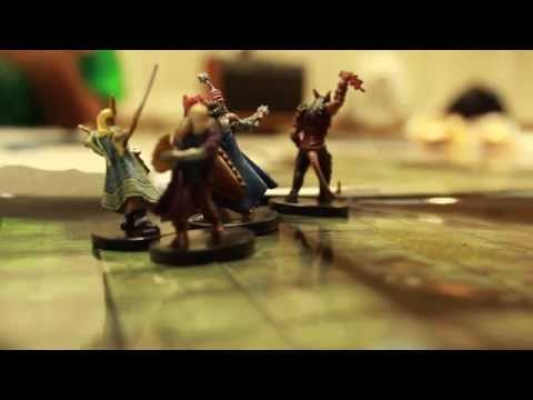 Pen and Paper Play: Creating Worlds at Ohio University