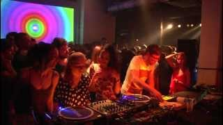 Âme LIVE in the Boiler Room Berlin Groove Magazine take-over