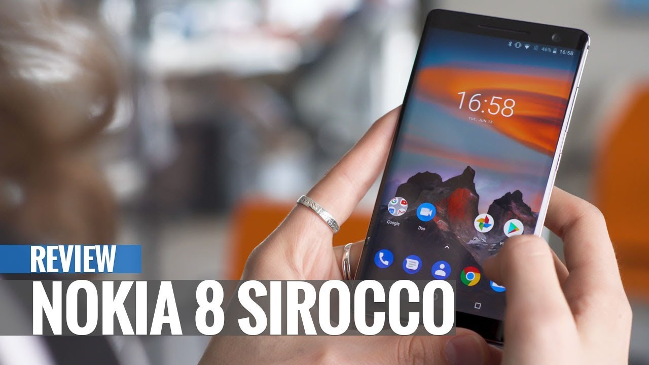 Nokia 8 Sirocco - Full phone specifications