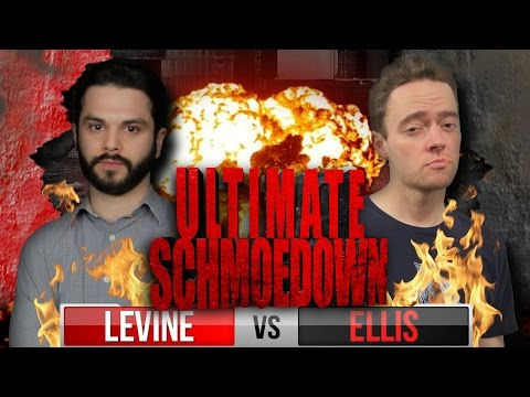 Ultimate Movie Trivia Schmoedown Tournament  Mark Ellis Vs Samm Levine