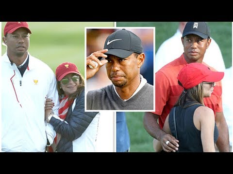 Tiger Woods girlfriend: British Open star cosies up to Erica Herman in unearthed snaps from YouTube · Duration:  3 minutes 35 seconds