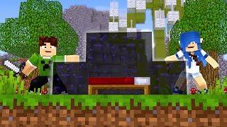 DESAFIO SEM PROTEÇÃO NO BEDWARS !! - Minecraft (Com MoonKase)