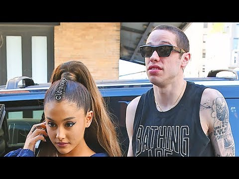 Pete Davidson SPEAKS OUT About Downsides Of Being With Ariana Grande!