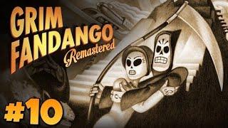 Let's Play Grim Fandango Remastered #10 [Deutsch|PS4]