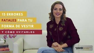 15 Errores Fatales Para Tu Forma De Vestir - Y Cómo Evitarlos