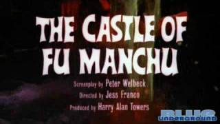 The Castle of Fu Manchu - Trailer - Blue Underground