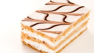 Mille Feuille ( homemade Thousand Leaf)