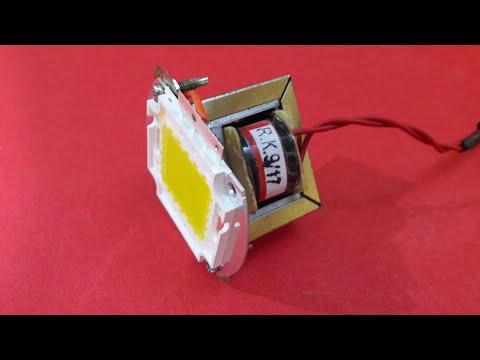20 watt LED without heatsink (very low price)