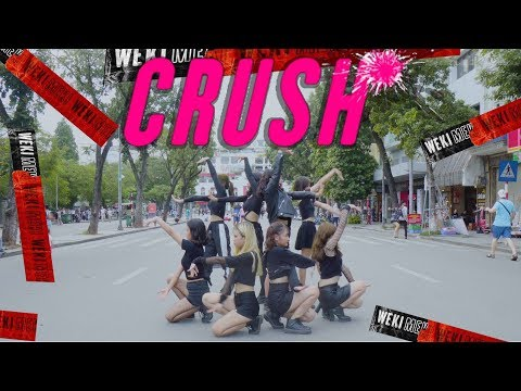 [KPOP IN PUBLIC] WEKI MEKI (위키미키) - CRUSH (크러쉬) DANCE COVER by BLACKCHUCK