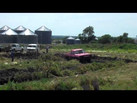 Fort Thompson Mud Race, Big block Stock