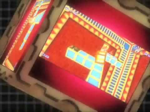Cube 3d Puzzle Mayhem Psp Trailer Youtube