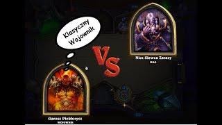 #4 Klasyczny Wojownik vs Nicz Siewca Zarazy  (Przygoda Hearthstone - Klątwa Naxxramas)