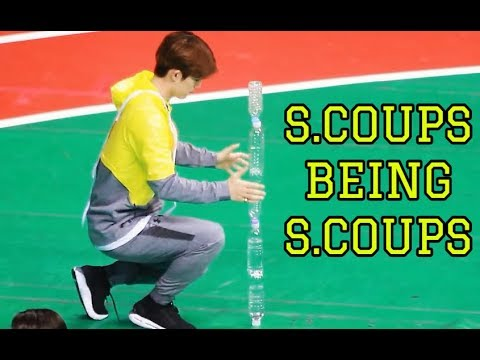 ?S.Coups Being S.Coups For 7 Minutes Straight? [Seventeen]