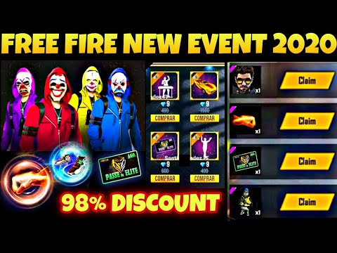 Free Fire Wheel Of Discount Event Date Free Dj Alok