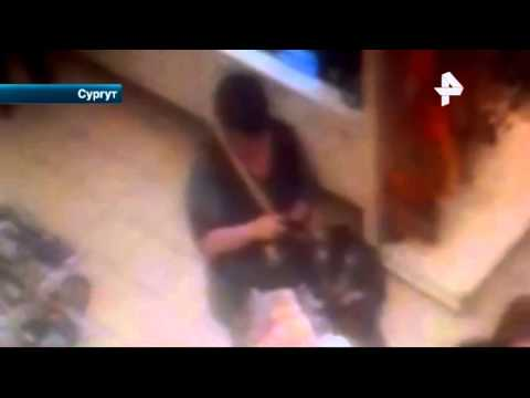В Сургуте в одном из гипермакетов посетительница виртуозно украла целую тележку с продуктами