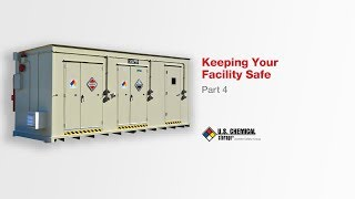 Keeping Your Facility Safe pt4