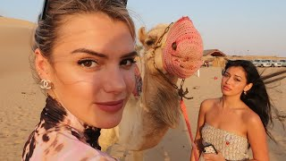 24 Hours in Abu Dhabi With WolfieCindy