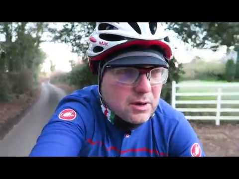 The FCC Group Ride - Weather Stops Play! - VLOG 216