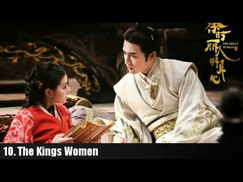 Top 10 best chinese historical dramas streaming vf