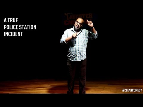 Praveen Kumar on An incident in a Police station