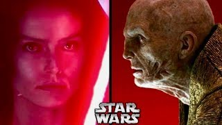 Why Didn't Snoke Try to Turn Rey to the Dark Side and Train Her?