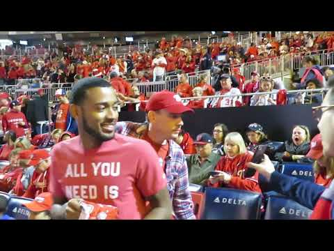 World Series 2019 Game 6 Watch Party at Nationals Park: Washington Wins 7-2 to Force Game 7!