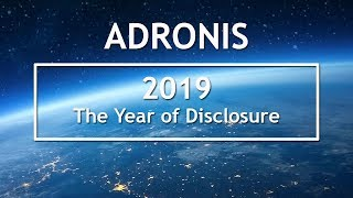 Adronis - 2019: The Year of Disclosure