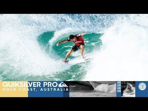 Day 3 Highlights - Quiksilver Pro Gold Coast 2018