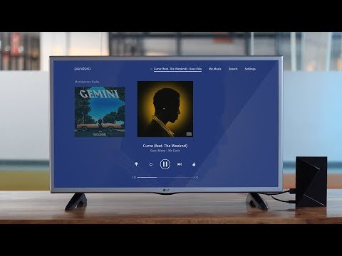 Best Music Streaming Apps For Android TV - Smart DNS Proxy