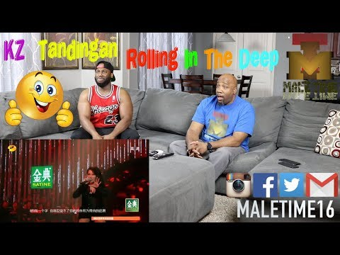 "KZ Tandingan ""Rolling In The Deep"" ""Singer 2018"" Episode 5. (Reaction)"