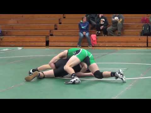 February 8th, 2018 Varsity Wrestling Highlights