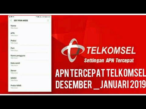 4 Empat Apn Telkomsel 2g 3g 4g Tercepat Dan Stabil Untuk Internet