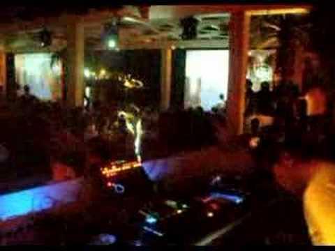 19 AUGUST 2007 Emanuel Inglese @ ParadiseClub MYKONOS